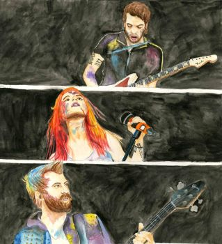 WE ARE PARAMORE by TheCatWithTheHat