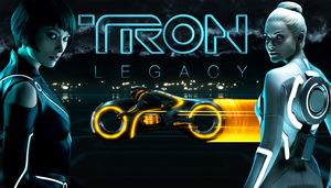 Tron Legacy Wallpaper by Kane52630