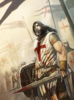 The Templar by JohnMcCambridge