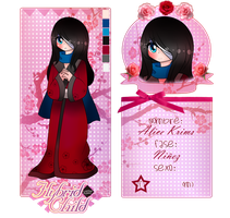 HC- Ficha Hybrid Child .:Alice:. by Paula123067