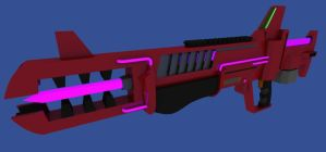 Plasma Repeater 3D by Warkom