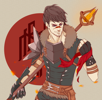 Hawke by Dondion