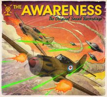 The Awareness - Album Cover by scumbugg