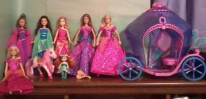 Barbie and the Diamond Castle: Updated Collection by sailormoonhp4life