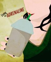 Adrenaline Gurl by flamable77