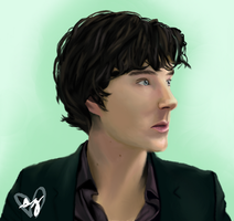 The Consulting Detective by sleepyzebra