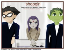 TT Movie - Shopgirl by SparkyX