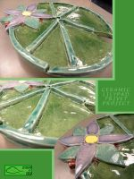 Lilypad Trivet by The-Emerald-Otter