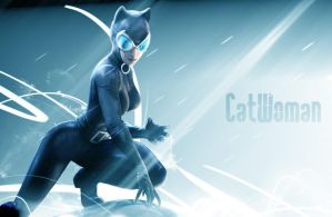 CatWoman by vadim231196