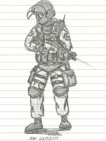 French GIGN by NDTwoFives