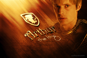 wallpaper Series  of _Merlin_ /Arthur by 999Anaida
