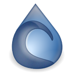 Deluge bittorent 256px icon by wedderburn