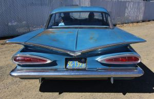 1959 Chevy Biscayne by finhead4ever