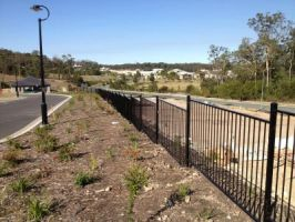 Colorbond Fencing Gold Coast by pridefenc