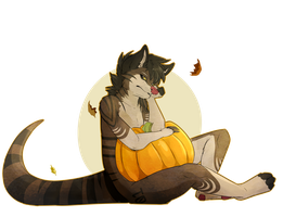 ahh autumn again. by coffaefox