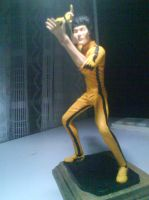 Bruce Lee_Game of Death by atzalan
