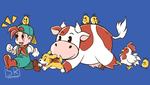 Farming is fun - Harvest Moon by SarahRichford