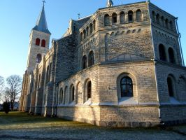 Rapla church 9 by MASYON