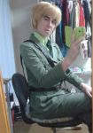 APH: Arthur Kirkland Cosplay by thingy-me-jellyfis