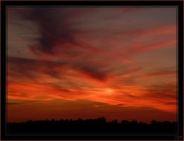 Sunset in Correze - 6 by J-Y-M