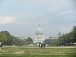 The US Capitol on 13th 9-11 anniversary by Flaherty56