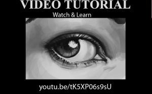Video Tutorial -  Eyes - Watch and Learn by p00se2