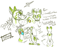 Boxxy suit ref by FireflyLC