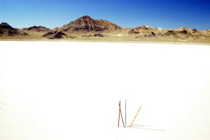 Salt Flats - Mountains Colored by LycanDID