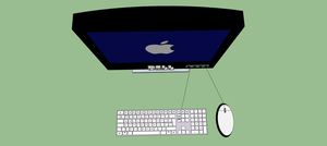 3D Mac Computer by StuDocWho