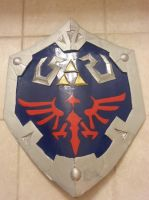SS hylian shield by narutokunobessed