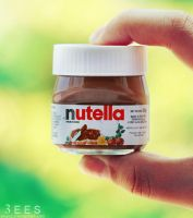 Mini Nutella ... by aoao2