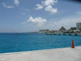 The Beaches at Cozumel... by PRkid93