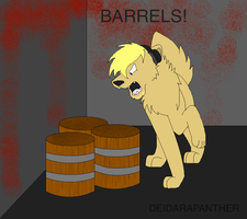 BARRELS by Celtic-Flame