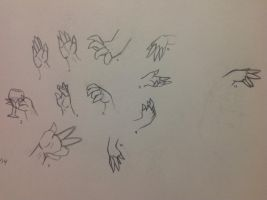Kotian Hands Updated, plus practice by Jestloo