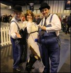 Laurel and Hardy by MJ-Cosplay