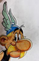 Asterix... by Kick-Artist
