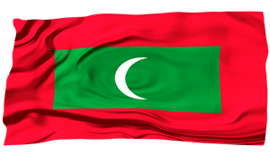 Flags of the World: Maldives by MrAngryDog