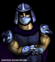 Shredder by EdArtGeek