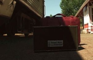 CG TrumpetCase at TrainStation by AnDrew19787