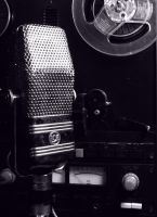 RCA 44B MICROPHONE by uncledave