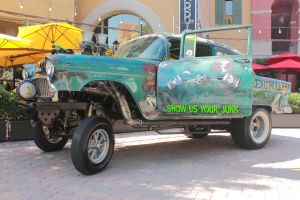 Ratty Gasser by DrivenByChaos