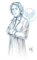 The Eighth Doctor by Niki-UK