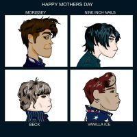 Late Happy Mother's Day by LucyLooStudios