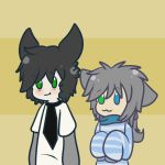 Teru and Samuru by Damian-Fluffy-Doge