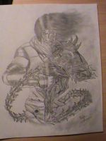 Prince of Persia Drawing by legomaniac525