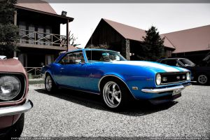 Camaro - 327 by Immerse-photography