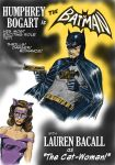 TLIID movie miscasting - Humphrey Bogart as Batman by Nick-Perks