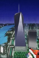 Rise Again -Freedom Tower- by foxstory