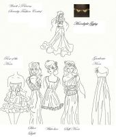 Winetta's Fashion Contest 12 by anelphia