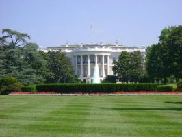 The White House by Kenshin4LIFE
